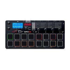 Controlador MIDI USB Akai MPX 16