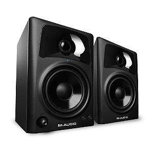 Monitor Estúdio M-audio AV 42 (Par)