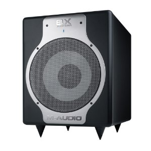 Monitor Estúdio M-audio BX Subwoofer