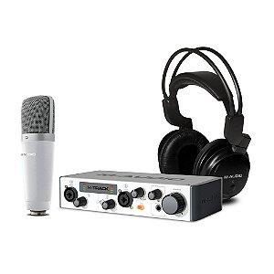 Kit Interface M-audio Vocal Studio Pro II