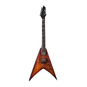Guitarra Original Dean Dave Mustaine Stradivmnt VSB