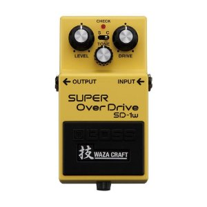 Pedal Guitarra Boss SD 1W