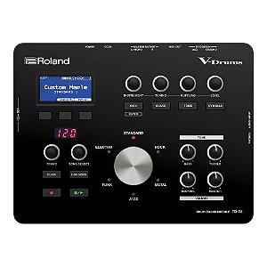 Módulo Bateria Eletrônica Roland TD 25
