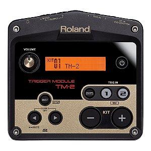 Módulo Bateria Eletrônica Roland TM 2
