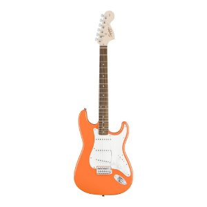 Guitarra Strato Squier by Fender Affinity Competition Orange