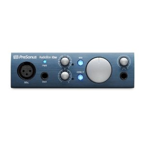 Interface USB Presonus Audiobox iOne
