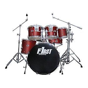 Bateria Acústica F1rst Drums Music 51020