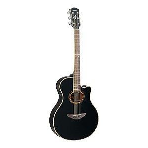 Violão Clássico Yamaha APX 700 II BLK