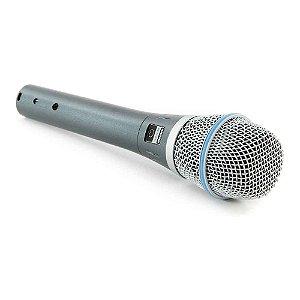 Microfone Capsula Shure Beta 87 C