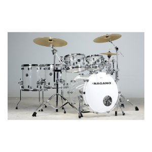 Bateria Nagano Work Series Acrylic Clear