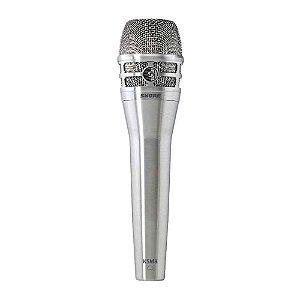 Microfone Mão Shure Ksm 8 Ne