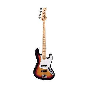 Contrabaixo Passivo 4C SX Jazz Bass American Alder