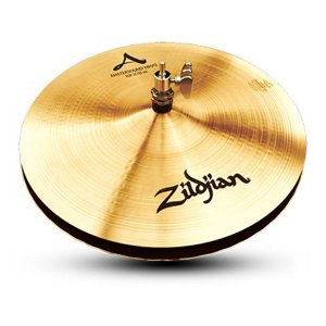 "Prato Chimbau 13"" Zildjian A Series Mastersound Hi-Hat"