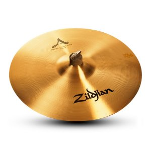 "Prato Ataque 17"" Zildjian A Series Medium Thin Crash"