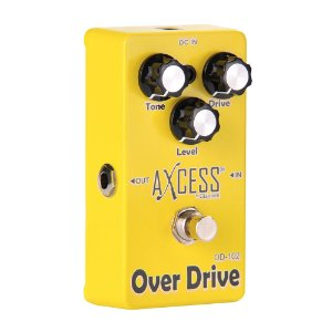 Pedal Guitarra Giannini Over Drive OD 102