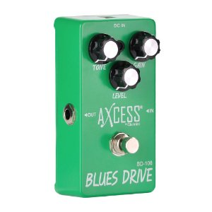 Pedal Guitarra Giannini Blues Drive BD 108