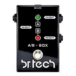 Pedal Guitarra Br Tech A/B Box