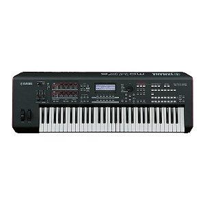 Teclado Sintetizador Yamaha MOXF 6