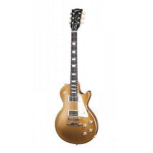 Guitarra Gibson Les Paul Tribute 2017 T Satin Gold Top
