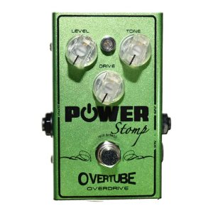 Pedal Power Stomp Overtube Overdrive