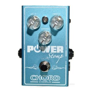 Pedal Power Stomp Chord Chorus