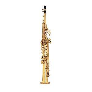 Saxofone Soprano Yamaha YSS 475 II