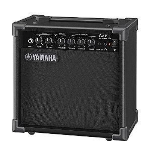 Combo Guitarra Yamaha GA 15 II