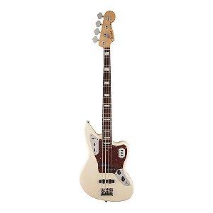 Contrabaixo 4C Passivo/Ativo Fender American Standard Jaguar Bass RW