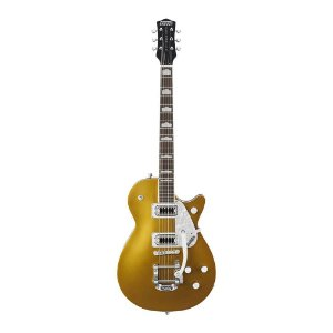 Guitarra Gretsch G5438T Electromatic Pro Jet Bigsby Gold