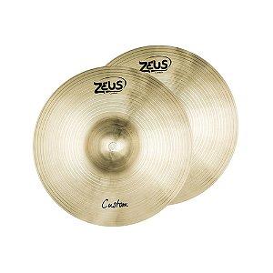 Prato Ataque Zeus Custom Hi Hat ZCHH 14