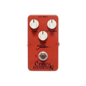 Pedal Guitarra Shelter Crunch Distortion