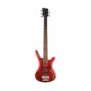 Contrabaixo 5C Ativo Rockbass by Warwick Corvette Basic Red