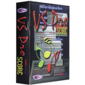 Software Roland Vs Pro Score