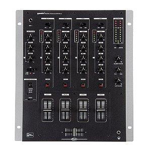 Mixer DJ 4 Canais Gemini PS 828 X