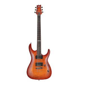 Guitarra Original LTD by ESP H 401 FM ACSB