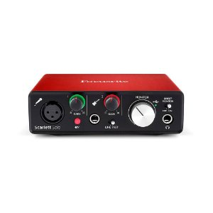 Interface USB Focusrite Solo 2nd Gen