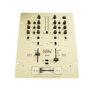Mixer DJ Soundking AR 201