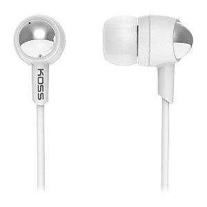 Fone In-Ear Koss KEB 30 W
