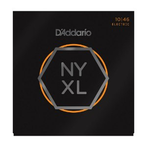 Encordoamento Guitarra D'Addario 0,10 NYXL 1046