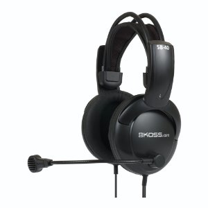 Fone Over-Ear Headset Koss SB 40