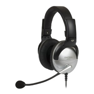 Fone Fechado Headset Koss SB 45