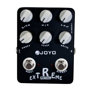 Pedal Guitarra Joyo JF 17 Extreme Metal