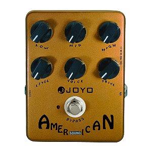 Pedal Guitarra Joyo JF 14 American Sound