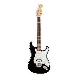 Guitarra Strat Fender Standard HSS Floyd Rose BLK