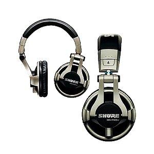Fone Over-Ear Shure SRH 750 DJ