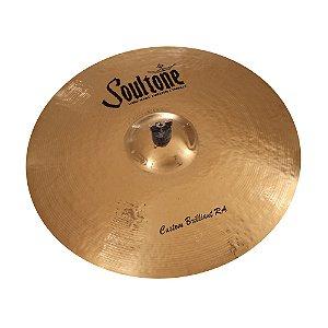 "Prato Efeito 14"" Soultone Custom Brilliant RA Series SCBCH 14"