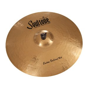 "Prato Efeito 18"" Soultone Custom Brilliant RA Series SCBCH 18"