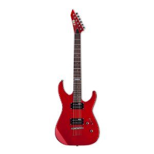 Guitarra Original LTD by ESP M 10 K Candy Apple Red
