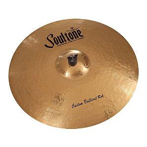 """Prato Condução 20"""" Soultone Custom Brilliant RA Series SCBR 20 RA"""