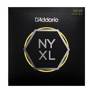 Encordoamento Guitarra D'Addario 0,09 NYXL 0946